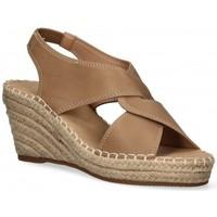 Topánky Ženy Sandále Etika 52479 Hnedá