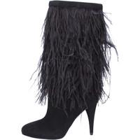 Topánky Ženy Čižmy do mesta MICHAEL Michael Kors BJ760 Čierna