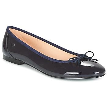 Topánky Ženy Balerínky a babies Betty London VROLA Námornícka modrá