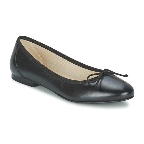 Topánky Ženy Balerínky a babies Betty London VROLA Čierna