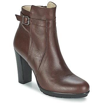 Topánky Ženy Čižmičky Betty London ARIZONA Hnedá