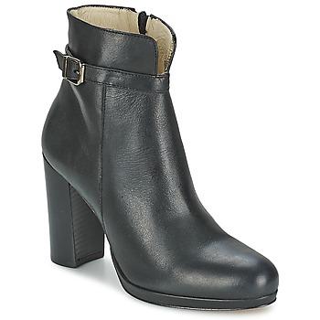 Topánky Ženy Čižmičky Betty London GRAZI Čierna