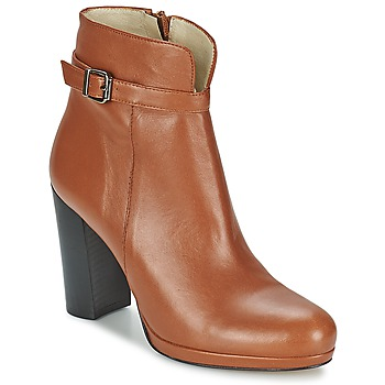 Topánky Ženy Čižmičky Betty London GRAZI Ťavia hnedá