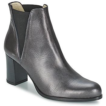 Topánky Ženy Čižmičky Betty London GALAXA šedá
