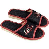 Topánky Ženy Papuče John-C Dámske modro-ružové papuče ELLA tmavomodrá