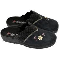 Topánky Ženy Papuče Mjartan Dámske čierne papuče  ALALIE čierna