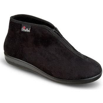 Topánky Ženy Papuče Mjartan Dámske čierne papuče  ERA čierna
