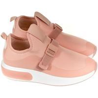 Topánky Ženy Slip-on Yes Smile Dámske rúžové tenisky KENZIE ružová