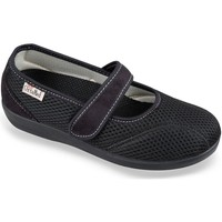 Topánky Ženy Papuče Mjartan Dámske čierne papuče  NELLY čierna