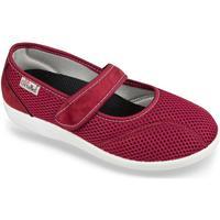 Topánky Ženy Papuče Mjartan Dámske bordové papuče  NELLY bordová