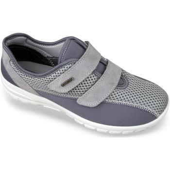 Topánky Ženy Papuče Mjartan Dámske kožené topánky  NORISA sivá