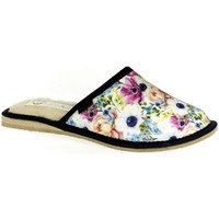 Topánky Ženy Papuče John-C Dámske čierne papuče KATE čierna