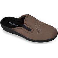 Topánky Ženy Papuče Mjartan Dámske papuče  DIA hnedá