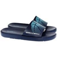 Topánky Muži športové šľapky Wink Pánske modré šľapky  SAMERS tmavomodrá
