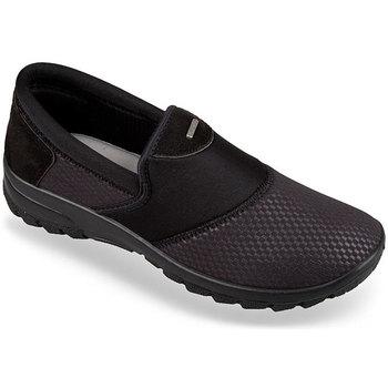 Topánky Ženy Slip-on Mjartan Dámske poltopánky  ERIKA 2 čierna
