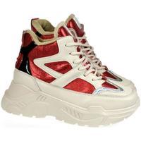 Topánky Ženy Členkové tenisky Seastar Dámske červené workery MILLIE červená
