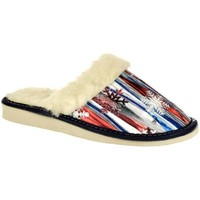 Topánky Ženy Papuče John-C Dámske farebné papuče LUNA mix