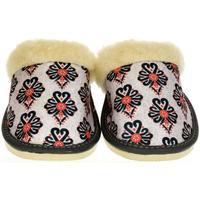 Topánky Ženy Papuče John-C Dámske biele papuče ILONA biela