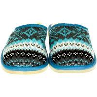Topánky Ženy Papuče John-C Dámske modré papuče DÁŠA modrá