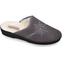 Topánky Ženy Papuče Mjartan Dámske papuče  HELEN 3 sivá