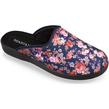 Topánky Ženy Papuče Mjartan Dámske papuče  ADELA 5 tmavomodrá