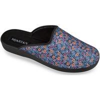 Topánky Ženy Papuče Mjartan Dámske kvietkované papuče  FLOWER mix