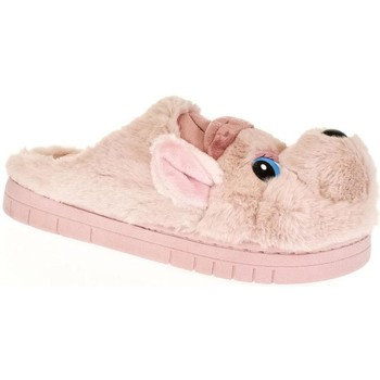 Topánky Ženy Papuče Seastar Dámske ružové papuče KAYLA ružová