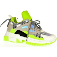 Topánky Ženy Nízke tenisky Seastar Dámske zelené tenisky CUESTO svetlozelená