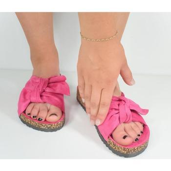 Topánky Ženy Šľapky Seastar Dámske ružové šľapky ESPERTA ružová