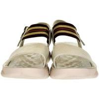 Topánky Ženy Sandále Yal Dámske strieborné sandále SICILIA strieborná