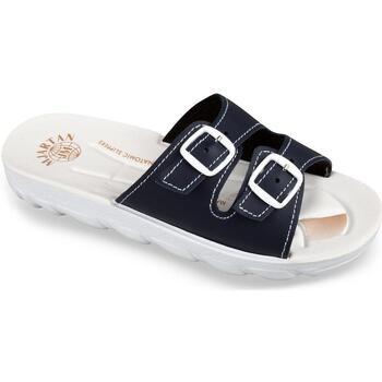 Topánky Ženy Šľapky Mjartan Dámske šľapky  DARLYN 2 čierna