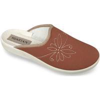Topánky Ženy Papuče Mjartan Dámske papuče  ENIS koralová