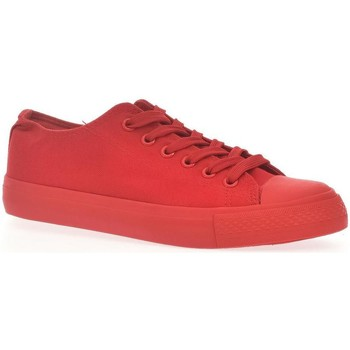 Topánky Ženy Nízke tenisky John-C Dámske červené tenisky REINY červená