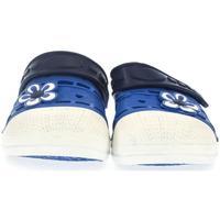 Topánky Deti Nazuvky John-C Detské modré crocsy ERI modrá