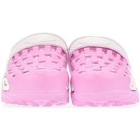 Topánky Deti Nazuvky John-C Detské ružové crocsy BENY ružová