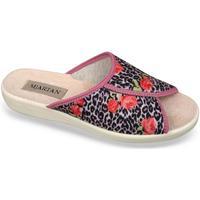 Topánky Ženy Papuče Mjartan Dámske papuče  BELLINA 3 červená