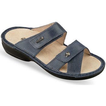 Topánky Ženy Šľapky Mjartan Dámske šľapky  KATA modrá