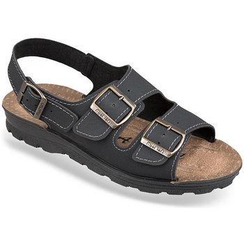 Topánky Ženy Sandále Mjartan Pánske sandále  SIMON 2 čierna