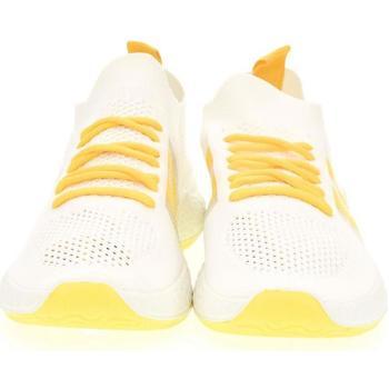Topánky Ženy Nízke tenisky Comer Dámske žlto-biele tenisky ZIOS žltá
