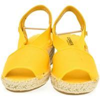 Topánky Ženy Espadrilky Comer Dámske žlté sandále KUBA žltá