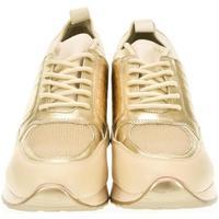 Topánky Ženy Nízke tenisky Bosido Dámske zlaté poltopánky ANIKA zlatá