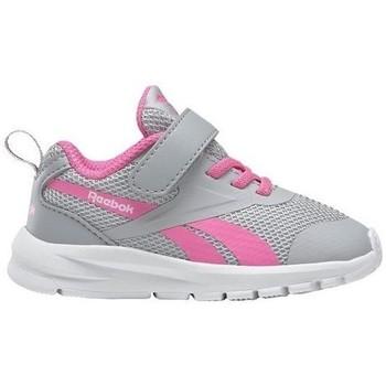 Topánky Dievčatá Bežecká a trailová obuv Reebok Sport Rush Runner Sivá, Ružová