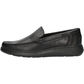 Topánky Muži Mokasíny Notton 148 Black