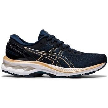 Topánky Ženy Bežecká a trailová obuv Asics Gel Kayano 27 Čierna