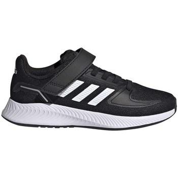 Topánky Deti Bežecká a trailová obuv adidas Originals Runfalcon 20 Čierna