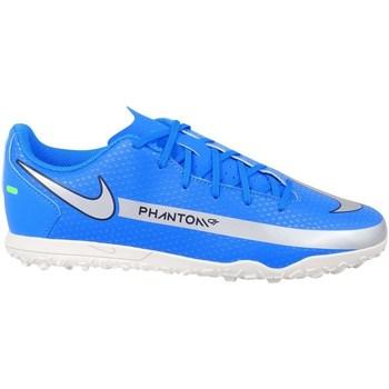 Topánky Chlapci Futbalové kopačky Nike Phantom GT Club TF JR Modrá