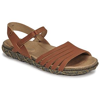 Topánky Ženy Sandále El Naturalista SOFT Hnedá
