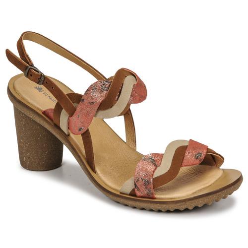 Topánky Ženy Lodičky El Naturalista FANTASY Hnedá