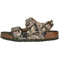 Topánky Chlapci Sandále Birkenstock 1012706 BROWN