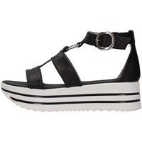 Topánky Ženy Sandále NeroGiardini E115713D BLACK
